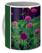 Pink Zinnia's Coffee Mug