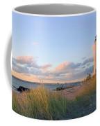 Pinkish Lighthouse Coffee Mug