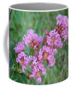 Pinkish Red Flower Bloom Close Up Coffee Mug