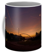 Pinnacles Sunrise Coffee Mug