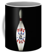 Pins And Cues Coffee Mug