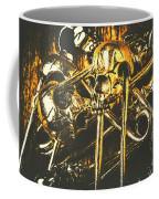 Pins Of Horror Fashion Coffee Mug