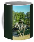 Pioneer Plaza Cattle Drive Monument Dallas Coffee Mug