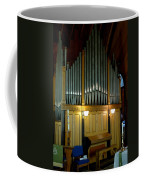 Pipe Organ Of Old Coffee Mug