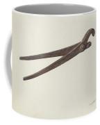 Pipe Wrench Coffee Mug