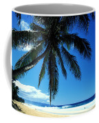 Pipeline Beach Coffee Mug