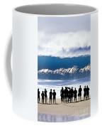 Pipeline Shadowland - 1 Of 3 Coffee Mug
