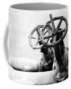 Pipeline Valves Coffee Mug by Gaspar Avila