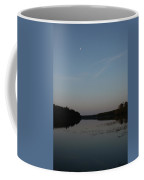 Piprell Lake At Dusk Coffee Mug