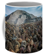Piramide De La Luna Coffee Mug