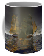 Pirate Attack Coffee Mug