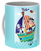 Pirate Of The Carribean Coffee Mug
