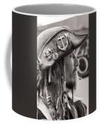 Pirate Profile Coffee Mug