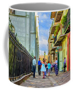 Pirate's Alley Wedding 2 - Paint Coffee Mug