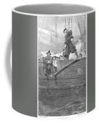 Pirates: Walking The Plank Coffee Mug by Granger