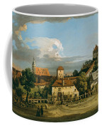 Pirna. The Obertor From The South Coffee Mug