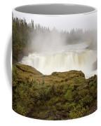 Pisew Falls Northern Manitoba Canada Coffee Mug