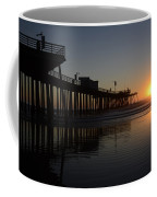 Pismo Beach Pier California 4 Coffee Mug