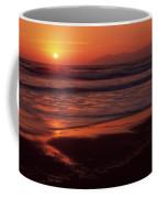Pismo Beach Sunset Coffee Mug