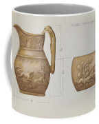 Pitcher Coffee Mug