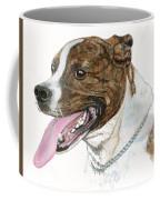 Pittbull Dog Coffee Mug