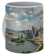 Pittsburg Skyline Coffee Mug