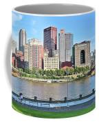 Pittsburgh Pa Panoramic Coffee Mug