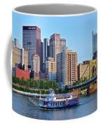 Pittsburgh River Cruise  Coffee Mug
