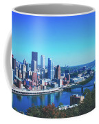 Pittsburgh Skyline Coffee Mug