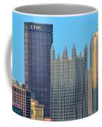 Pittsburghs Big Three Coffee Mug