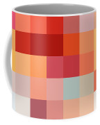Pixel Art 4 Coffee Mug