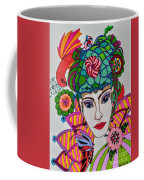 Pixie Girl Coffee Mug