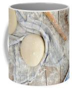 Pizza Dough  Coffee Mug