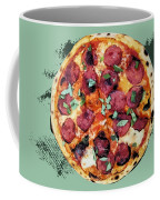 Pizza - The Corleone Special Coffee Mug