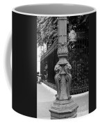 Place Charles De Gaulle - Black And White Coffee Mug