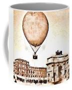 Place Du Carrousel 1878 Coffee Mug