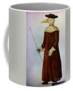 Plague Costume Coffee Mug
