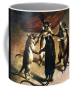 Plague: Dance Of The Rats Coffee Mug