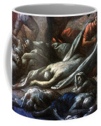 Plague In Marseilles, 1720 Coffee Mug