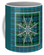 Plaid Snowflakes-jp3704 Coffee Mug