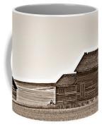 Plains Homestead Sepia Coffee Mug
