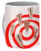 Plane Goal Coffee Mug