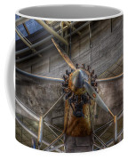 Spirit Of St Louis Propeller Airplane Coffee Mug