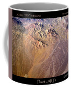 Planet Art Number Three Coffee Mug