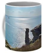 Planet Earth Is Blue  Coffee Mug