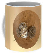 Planet Mars Via Phoenix Mars Lander Coffee Mug