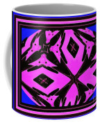 Planet Of The Aliens Abstract Coffee Mug