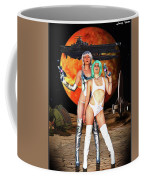 Planet Of The Space Vixens Coffee Mug