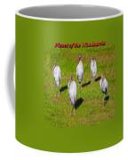 Planet Of The Woodstorks 2 Coffee Mug