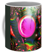 Planet Rainbow Coffee Mug
